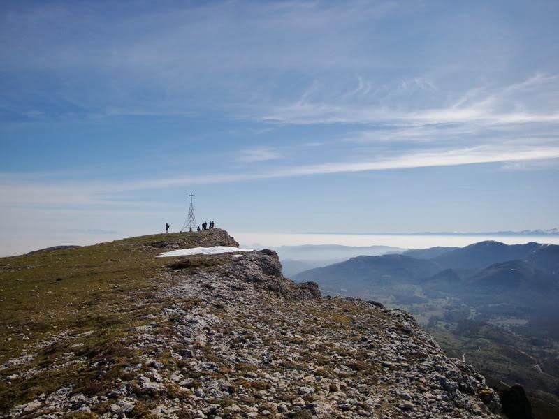 Pico Humión 1.434m. y Pico Flor  1.340m. HUMIN093