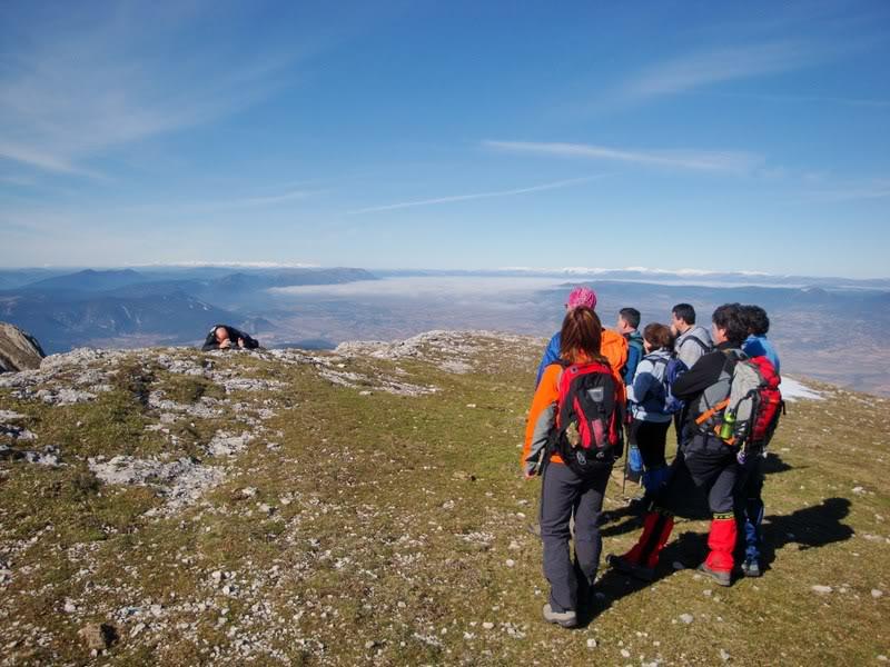 Pico Humión 1.434m. y Pico Flor  1.340m. HUMIN101