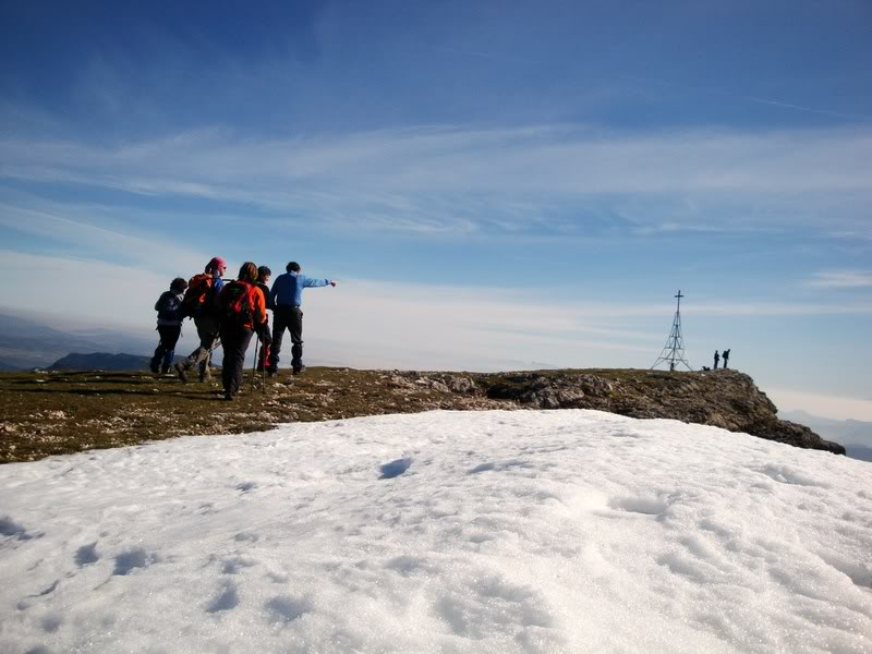 Pico Humión 1.434m. y Pico Flor  1.340m. HUMIN103
