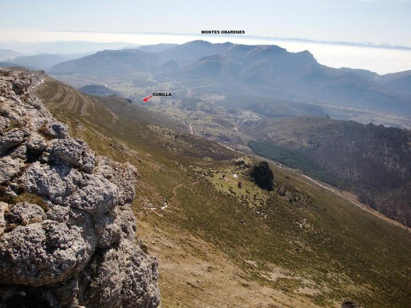 Pico Humión 1.434m. y Pico Flor  1.340m. HUMIN108