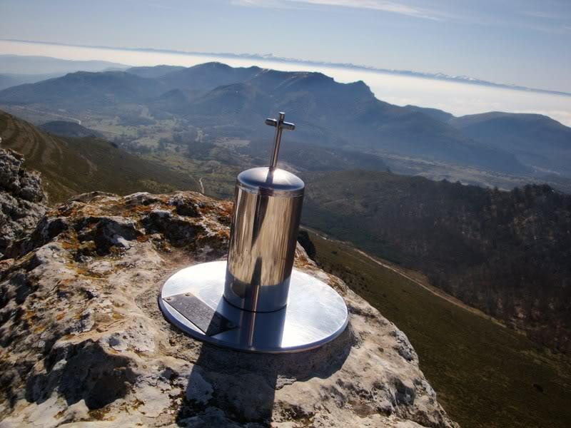 Pico Humión 1.434m. y Pico Flor  1.340m. HUMIN109