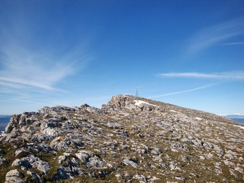 Pico Humión 1.434m. y Pico Flor  1.340m. HUMIN112