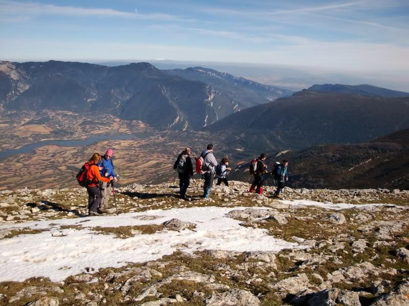 Pico Humión 1.434m. y Pico Flor  1.340m. HUMIN114