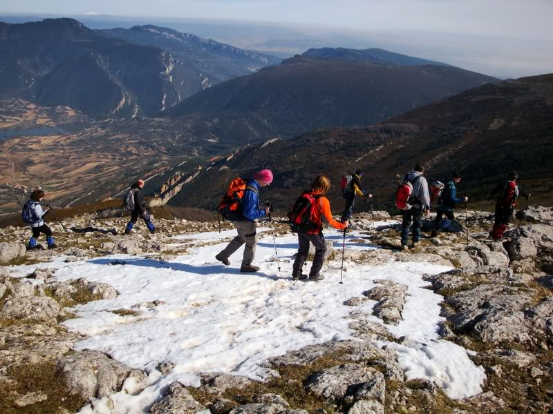 Pico Humión 1.434m. y Pico Flor  1.340m. HUMIN116
