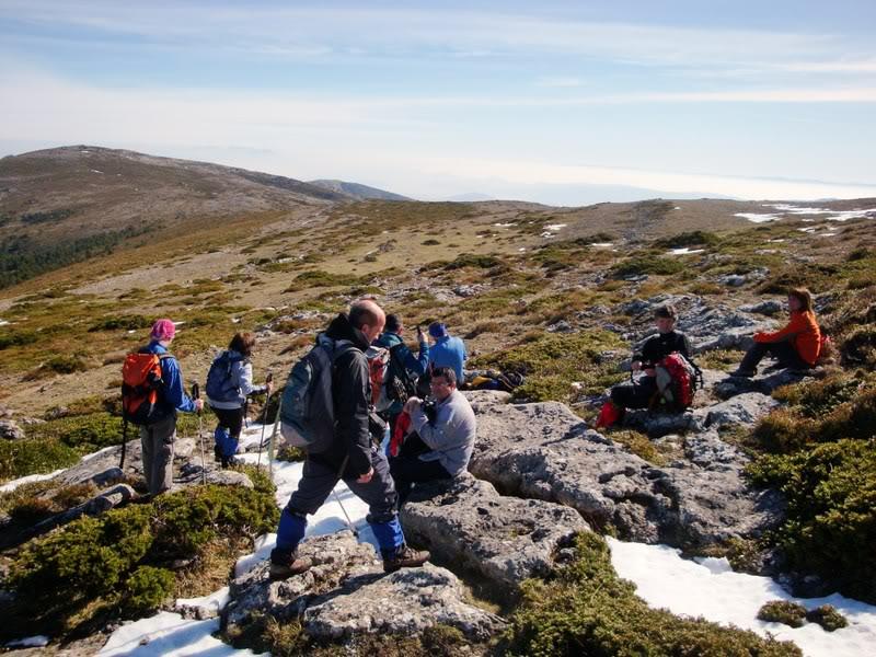 Pico Humión 1.434m. y Pico Flor  1.340m. HUMIN120