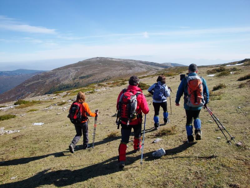 Pico Humión 1.434m. y Pico Flor  1.340m. HUMIN127