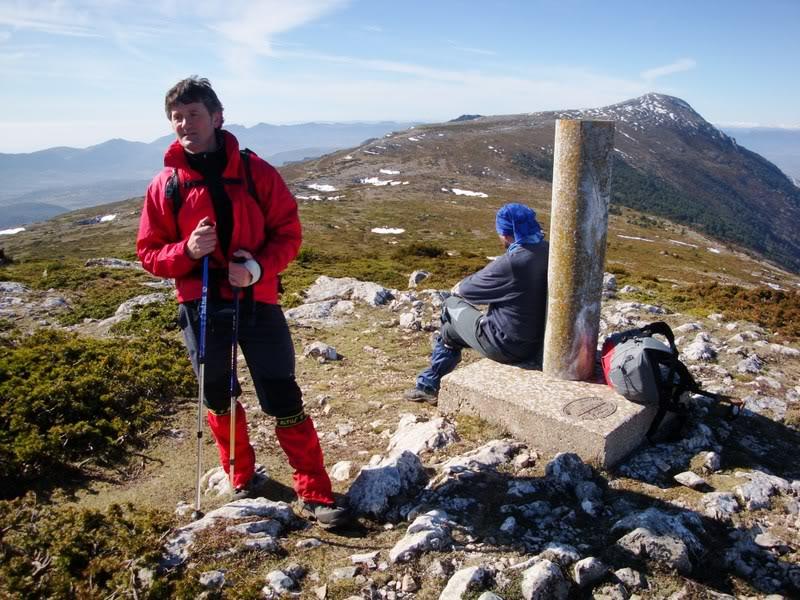Pico Humión 1.434m. y Pico Flor  1.340m. HUMIN134
