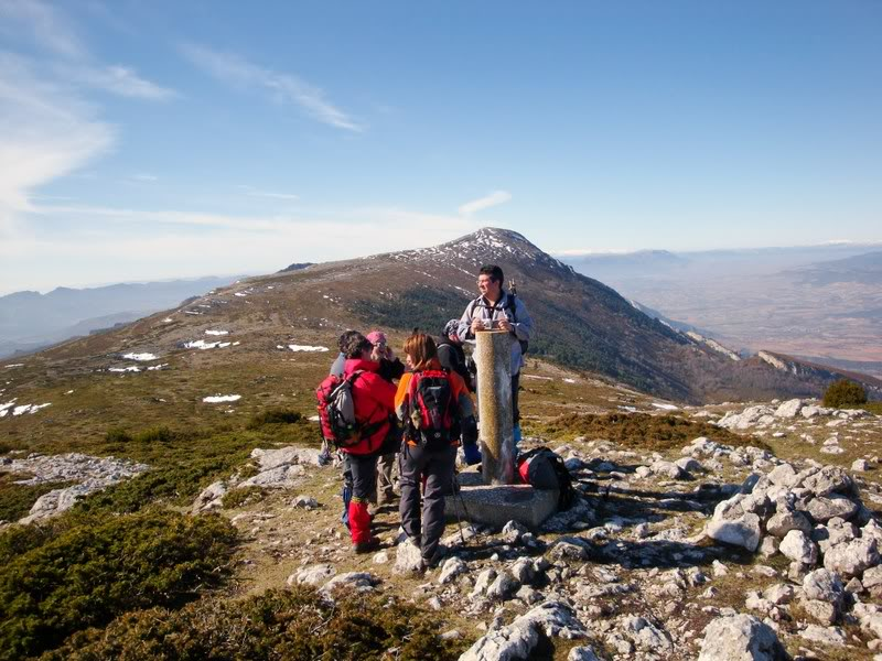 Pico Humión 1.434m. y Pico Flor  1.340m. HUMIN140