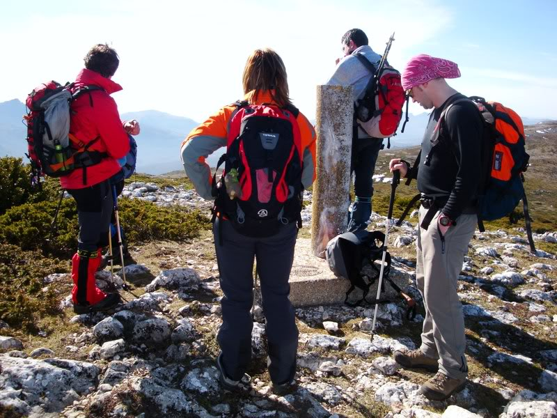 Pico Humión 1.434m. y Pico Flor  1.340m. HUMIN144