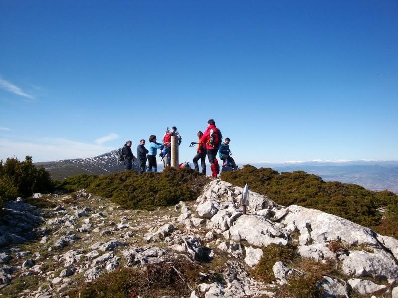 Pico Humión 1.434m. y Pico Flor  1.340m. HUMIN148