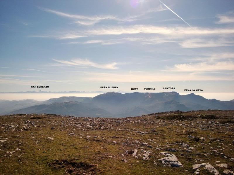 Pico Humión 1.434m. y Pico Flor  1.340m. HUMIN161