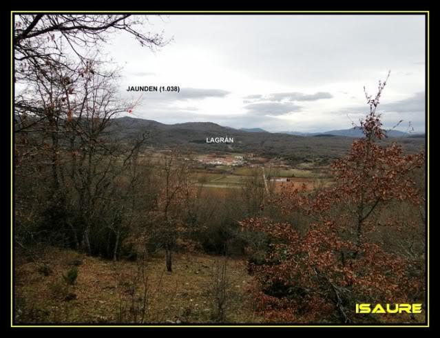 Monte Jauden 1.038m. desde Peñacerrada DSC08884