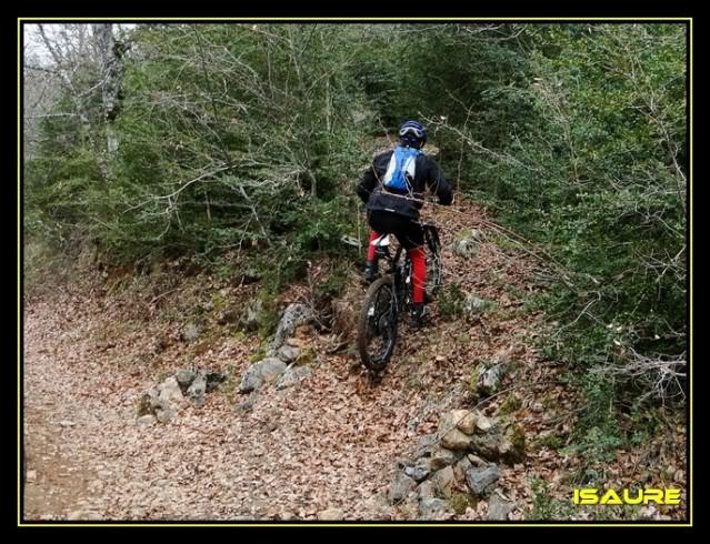 Monte Jauden 1.038m. desde Peñacerrada DSC08889