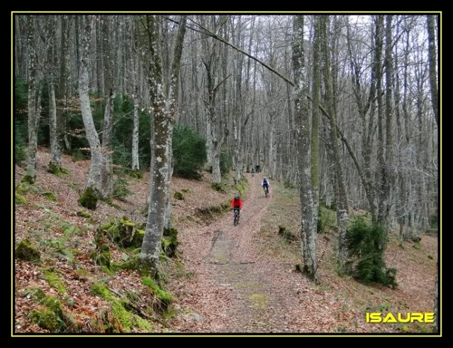 Monte Jauden 1.038m. desde Peñacerrada DSC08910