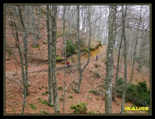 Monte Jauden 1.038m. desde Peñacerrada DSC08926
