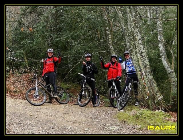 Monte Jauden 1.038m. desde Peñacerrada DSC08929
