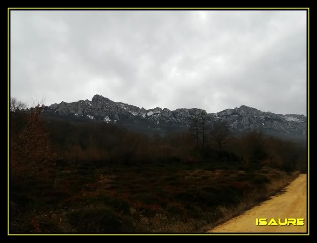 Monte Jauden 1.038m. desde Peñacerrada DSC08937