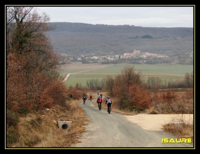 Monte Jauden 1.038m. desde Peñacerrada DSC08942