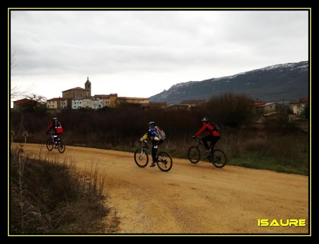 Monte Jauden 1.038m. desde Peñacerrada DSC08948