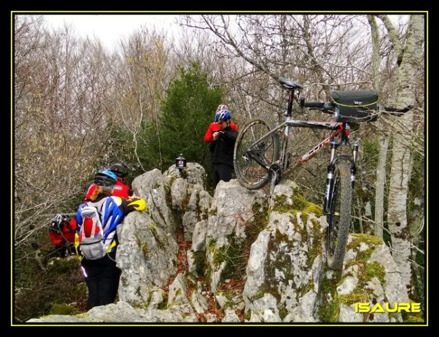 Monte Jauden 1.038m. desde Peñacerrada DSC08987