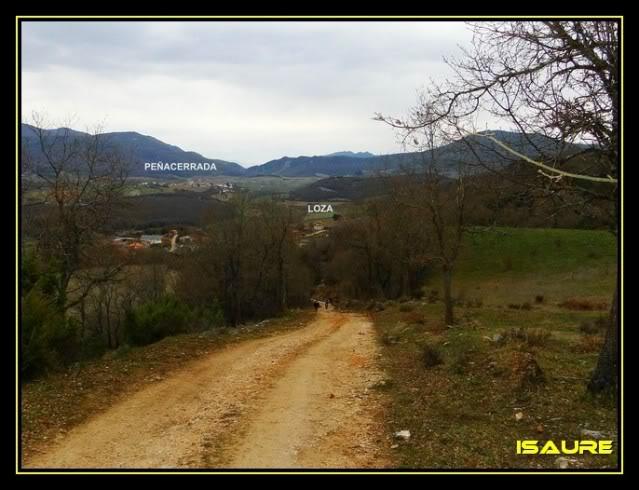 Monte Jauden 1.038m. desde Peñacerrada DSC09015