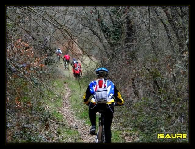 Monte Jauden 1.038m. desde Peñacerrada DSC09026