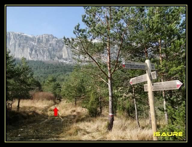 Peña Karria 1.130m. Por el Frontal de Las Tablas DSC09519