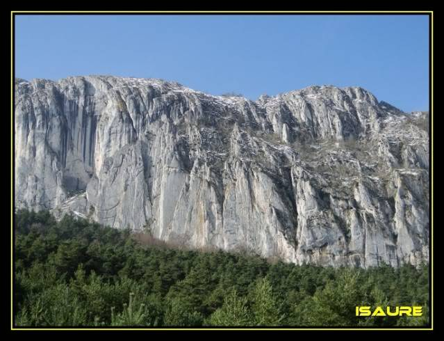 Peña Karria 1.130m. Por el Frontal de Las Tablas DSC09525