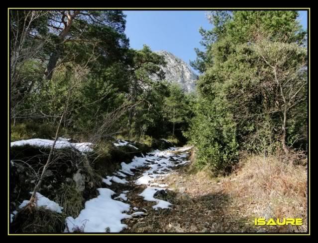 Peña Karria 1.130m. Por el Frontal de Las Tablas DSC09531