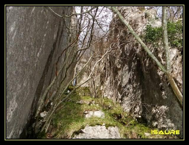 Peña Karria 1.130m. Por el Frontal de Las Tablas DSC09548