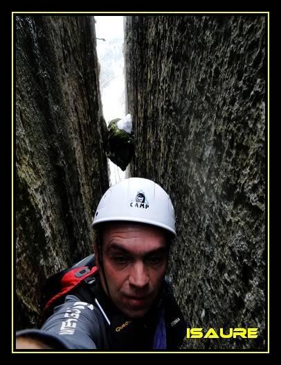 Peña Karria 1.130m. Por el Frontal de Las Tablas DSC09557