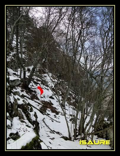 Peña Karria 1.130m. Por el Frontal de Las Tablas DSC09569