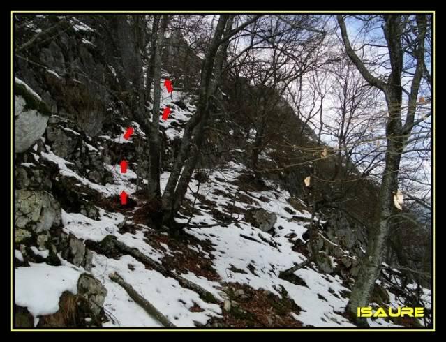 Peña Karria 1.130m. Por el Frontal de Las Tablas DSC09570