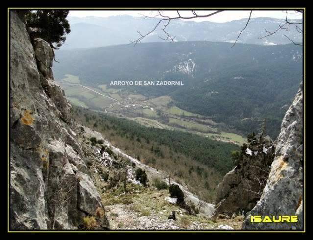 Peña Karria 1.130m. Por el Frontal de Las Tablas DSC09575
