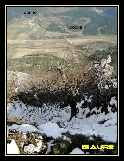Peña Karria 1.130m. Por el Frontal de Las Tablas DSC09577