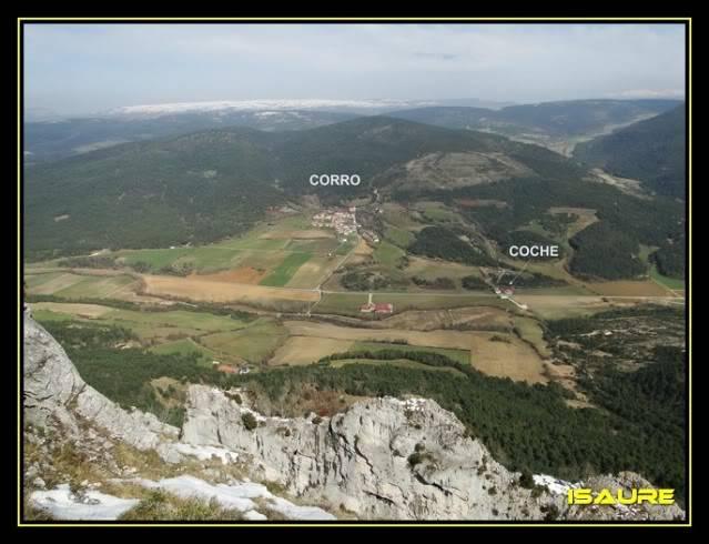Peña Karria 1.130m. Por el Frontal de Las Tablas DSC09584