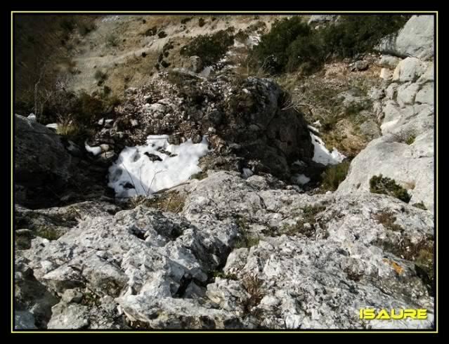Peña Karria 1.130m. Por el Frontal de Las Tablas DSC09587