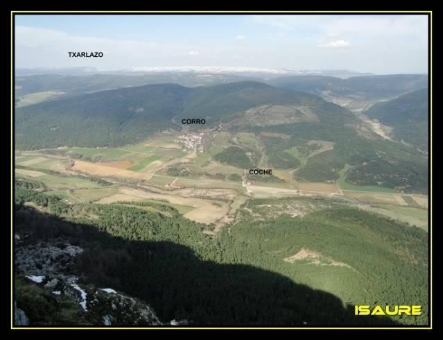 Peña Karria 1.130m. Por el Frontal de Las Tablas DSC09616