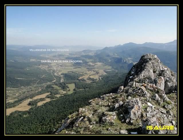 Peña Karria 1.130m. Por el Frontal de Las Tablas DSC09619