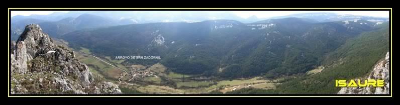 Peña Karria 1.130m. Por el Frontal de Las Tablas DSC09620