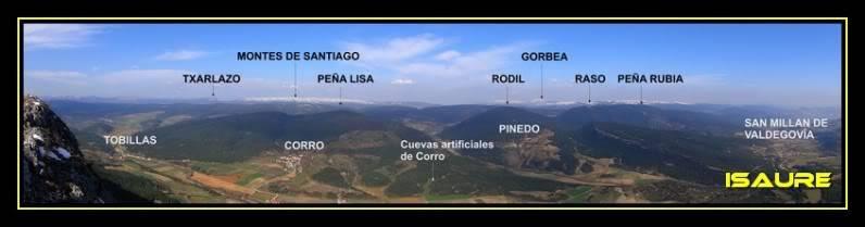 Peña Karria 1.130m. Por el Frontal de Las Tablas DSC09624