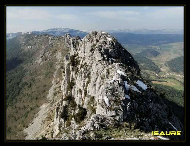 Peña Karria 1.130m. Por el Frontal de Las Tablas DSC09627