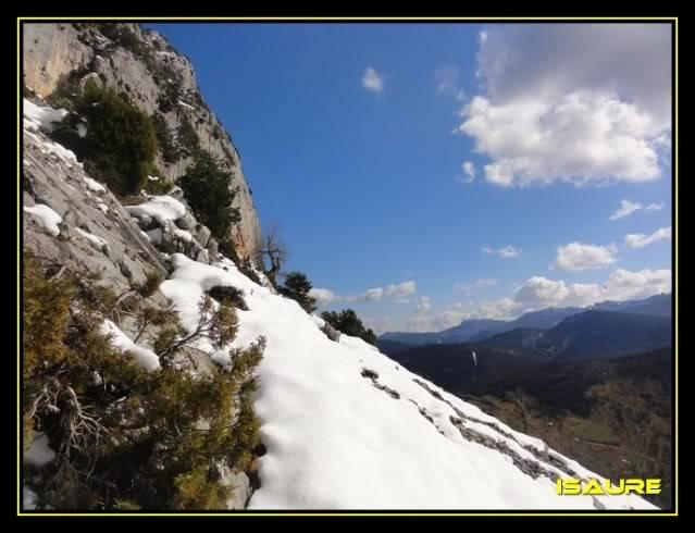 Peña Karria 1.130m. Por el Frontal de Las Tablas DSC09638