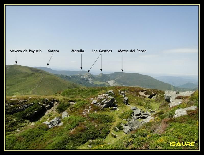 Ascensión a la Churra 1.498m. y Crespas 1.427m. DSC02841