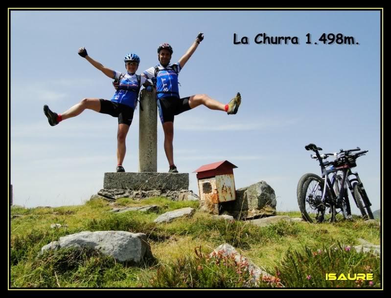 Ascensión a la Churra 1.498m. y Crespas 1.427m. DSC02847