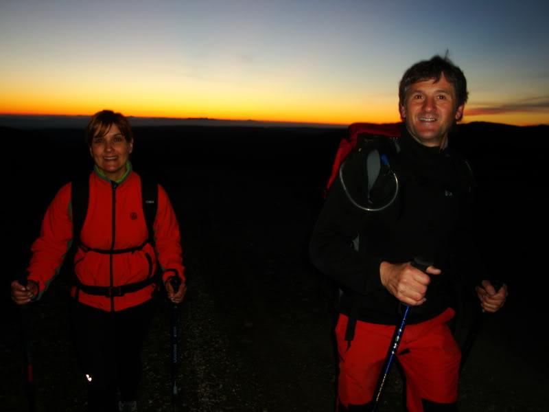 San Millan 2.133m y San Lorenzo 2.271m. Por fin unidos! DEMANDA029
