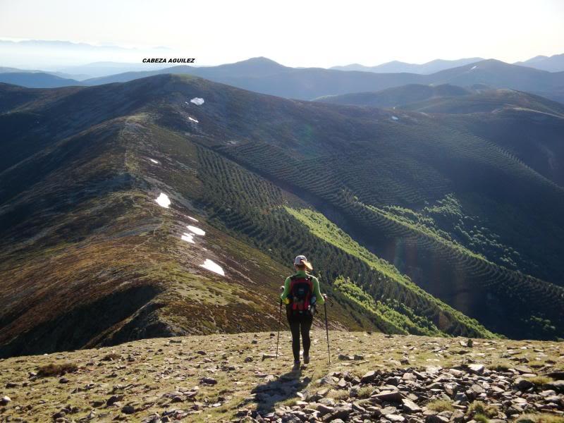 San Millan 2.133m y San Lorenzo 2.271m. Por fin unidos! DEMANDA056-1