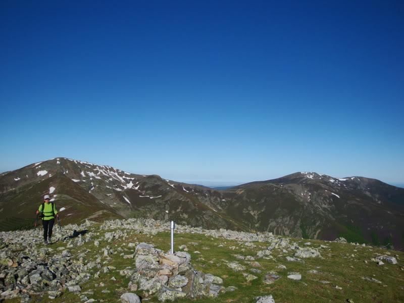 San Millan 2.133m y San Lorenzo 2.271m. Por fin unidos! DEMANDA066