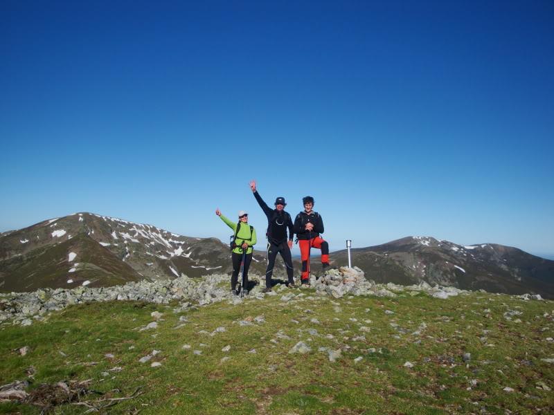 San Millan 2.133m y San Lorenzo 2.271m. Por fin unidos! DEMANDA067