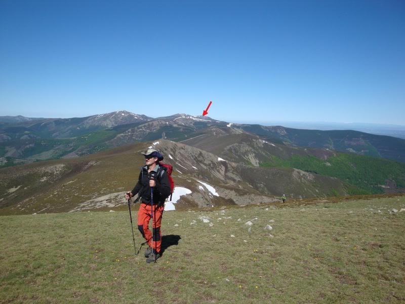 San Millan 2.133m y San Lorenzo 2.271m. Por fin unidos! DEMANDA106-2